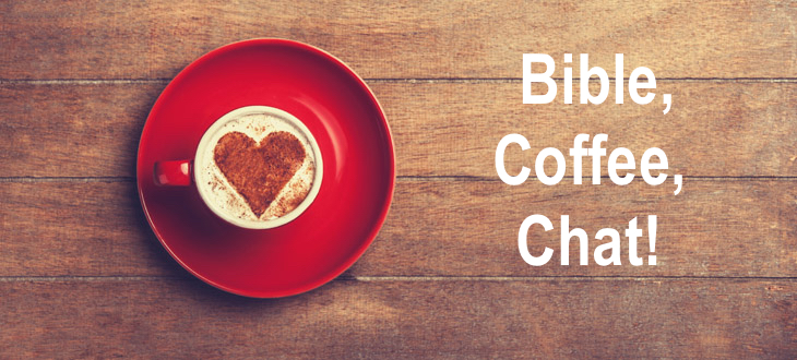 Bible coffee chat